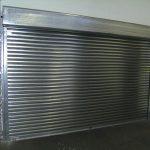 DGF Roller shutter door installations