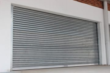 DGF provides Industrial & standard Roller door installations